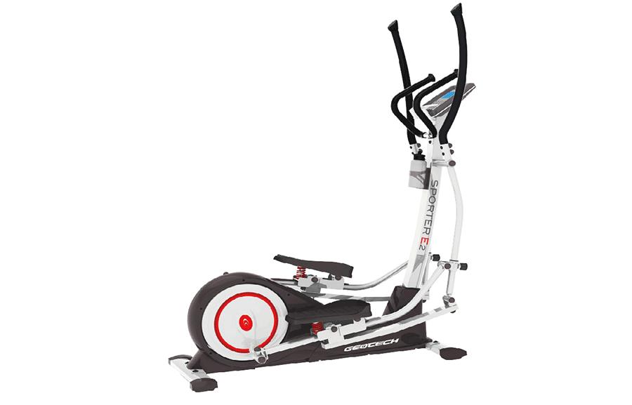 2016006 Luxury Magnetic Elliptical Trainer